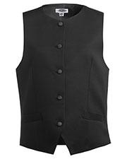 Edwards 7392 Women Bistro Sleeveless Polyester Vest at GotApparel