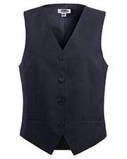 Edwards 7490 Women V-Neck Economy Vest at GotApparel