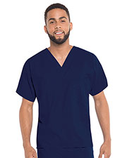 Landau 7502 Unisex Scrub V-Neck Top at GotApparel