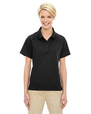 Extreme 75056 Women Eperformance  Ottoman Textured Polo at GotApparel