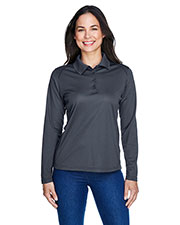 Extreme 75111 Women Eperformance  Armour Snag Protection Long-Sleeve Polo at GotApparel