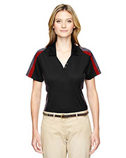 Extreme 75119 Women Eperformance  Strike Colorblock Snag Protection Polo at GotApparel