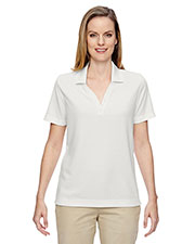 North End 75121 Women Excursion Nomad Performance Waffle Polo at GotApparel