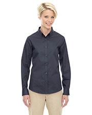Core 365 78193 Women Operate Long-Sleeve Twill Shirt at GotApparel