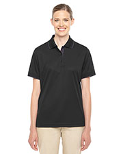 Core 365 78222 Women Motive Performance Pique Polo with Tipped Collar at GotApparel