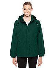 Core 365 78224 Women Profile Fleece-Lined All Season Jacket at GotApparel