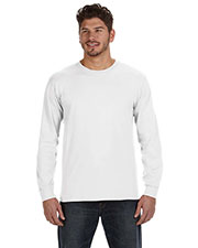 Anvil 784AN Adult Midweight Long-Sleeve T-Shirt at GotApparel