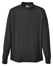 Augusta 797 Men Wicking Mock Turtleneck Jersey at GotApparel