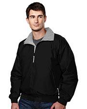 Tri-Mountain 8000 Men Volunteer Nylon Jacket With Lightweight Fleece Lining at GotApparel