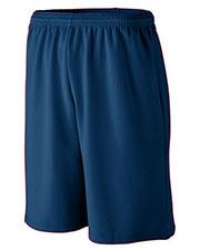 Augusta 802 Men Long Length Wicking Mesh Athletic Short at GotApparel