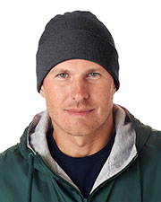 UltraClub 8130 Unisex Knit Beanie with Cuff at GotApparel