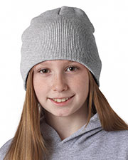 "UltraClub 8131 Unisex UC 8.5"" Beanie Cap at GotApparel"