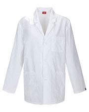 """Dickies Medical 81404AB Men 31"""" Lab Coat at GotApparel"""
