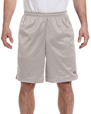 Custom Embroidered Champion 81622 Men 3.7 Oz. Mesh Short With Pocket at GotApparel