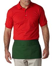 UltraClub 8203 Men 3 Pocket Waist Apron at GotApparel