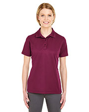 Ultraclub 8210L Women Cool & Dry Mesh Pique Polo at GotApparel