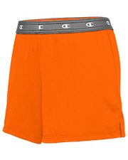 Champion 8215BL women Essential Short at GotApparel