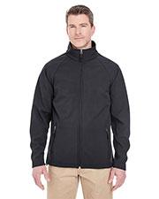 UltraClub 8265 Men Soft Shell Jacket at GotApparel