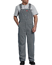 Dickies 83297 Unisex Hickory Stripe Bib Overall at GotApparel