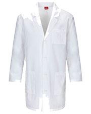 """Dickies Medical 83402 Women 37""""  Lab Coat at GotApparel"""