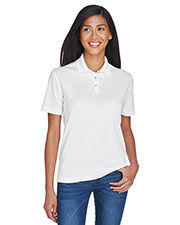 UltraClub 8404 Women Cool & Dry Sport Polo at GotApparel