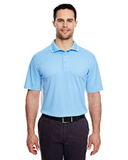 UltraClub 8406 Men Cool & Dry Sport 2-Tone Polo at GotApparel