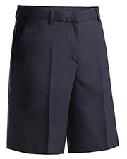 Edwards 8432ED Women Microfiber Flat Front Shorts  at GotApparel