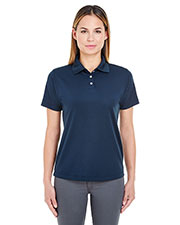 Ultraclub 8445L Women Cool & Dry Stain-Release Performance Polo at GotApparel