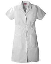 Dickies Medical 84500 Women Button Front Dress at GotApparel
