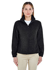 Ultraclub 8481 Women Iceberg Fleece Full-Zip Jacket at GotApparel