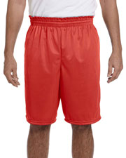 Augusta Sportswear 848 Men 100% Polyester Tricot Mesh Short at GotApparel