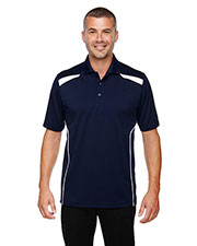 Extreme 85112 Men Eperformance Tempo Recycled Polyester Performance Textured Polo at GotApparel