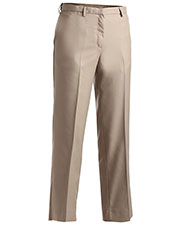 Edwards 8532ED Women Microfiber Flat Front Pant at GotApparel