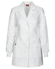 """Dickies Medical 85400 Women 32"""" Lab Coat at GotApparel"""