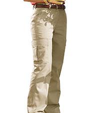 Edwards 8573 Women Flat Front Cargo Pant at GotApparel