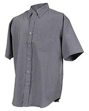 Tri-Mountain 858 Men Delegate Rayon/Poly Short-Sleeve Shirt at GotApparel