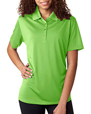 UltraClub 8610L Women Cool & Dry 8 Star Elite Performance Interlock Polo at GotApparel