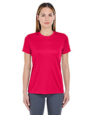 UltraClub 8620L Women Cool & Dry Basic Performance Tee at GotApparel