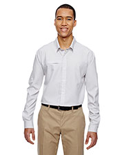 North End 87046 Men Excursion F.B.C. Textured Performance Shirt at GotApparel