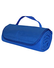 Alpine Fleece 8718 Unisex Fleece Roll Up Blanket at GotApparel