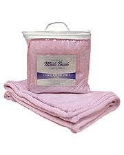 Alpine Fleece 8722 Unisex Mink Touch Luxury Baby Blanket at GotApparel
