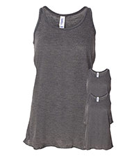 Bella + Canvas B8800 Women Flowy Racerback Tank 3-Pack at GotApparel