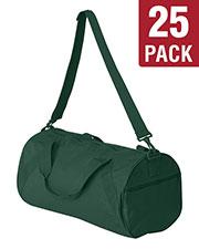 Liberty Bags 8805 Unisex Barrel Duffel 25-Pack at GotApparel