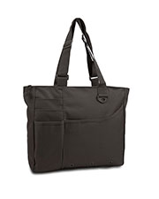 UltraClub 8811 Unisex Super Feature Tote at GotApparel