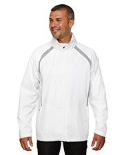 North End 88168 Men Sirius Lightweight Jacket with Embossed Print at GotApparel