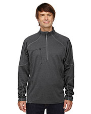 North End 88175 Men Catalyst Performance Fleece Half-Zip at GotApparel