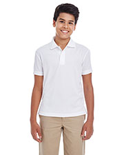 Ash City 88181Y Boys Youth Origin Performance Pique Polo at GotApparel