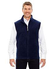 Core 365 88191T Men Tall Journey Fleece Vest at GotApparel