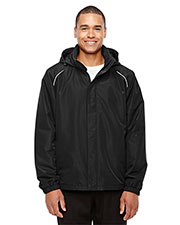 Core 365 88224T Men Tall All Seasons Fleece-Lined Jacket at GotApparel