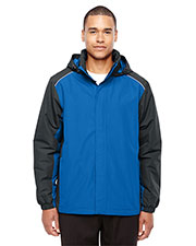 Core 365 88225 Men Inspire Colorblock All Season Jacket at GotApparel